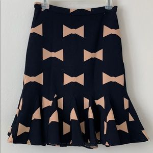 Eva Franco Anthropologie skirt size 4